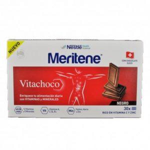 meritene-vitachoco-chocolate-negro-30u