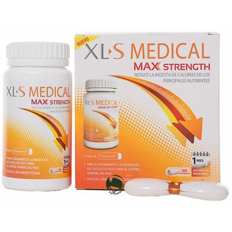 Salumet xls-max-strengh-120-comp